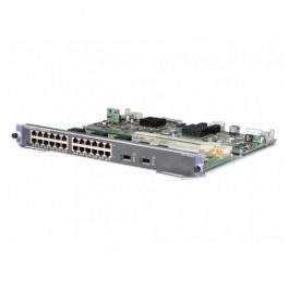 HP 24P GIG-T/2P 10-GbE SFP A7500 Mo 0231A76V