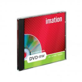 IMATION DVD-RW/4.7GB 4XSPD JC 10PK I21061