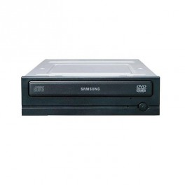 SAMSUNG DVD-ROM player 16X Intern H/H SATA Black Unit SH-D163C/BEBE