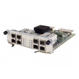 HP 6600 8-port GbE SFP him Router Module JC174A