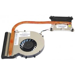HP CPU cooling system for probook 450 721938-001