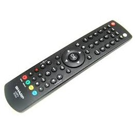 TOSHIBA TV remote controller RC-1910