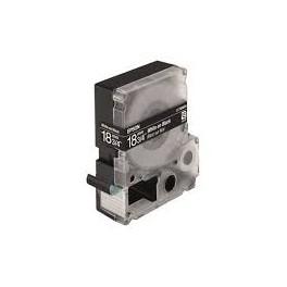 EPSON TAPE/LC-5BWV9 18mm 9M Vivid White/Black C53S626412