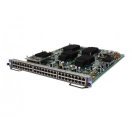 HP Switch 48-port GiG-T Module leb A12500 0231A97W