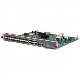 HP switch 384 GBPS A7500 Fabric Module with 12 SFP Ports 0231A90L
