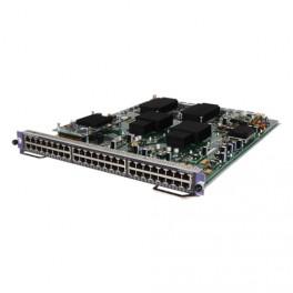 HP switch A12500 48-port GiG-T leb Module JC074-61201