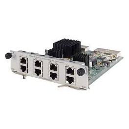 HP Switch 6600 8GBE WAN him Router Module 0231A754