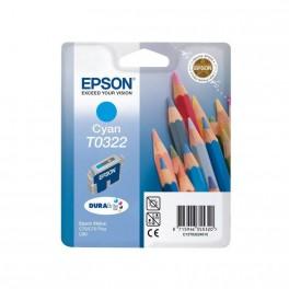EPSON Ink Cart/Cyan 420SH F Stylus C80 C70 C13T03224010