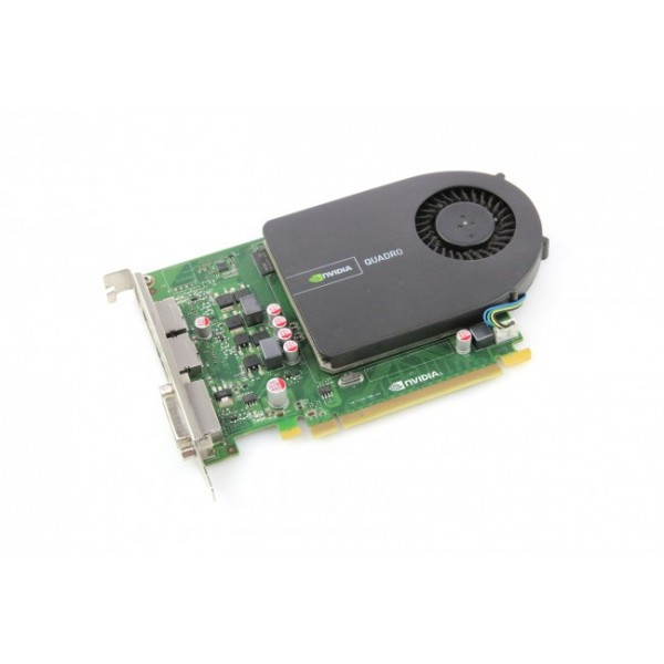 NVIDIA Video card Nvidia Quadro 2000 1GB GDDR5 S 612952-003