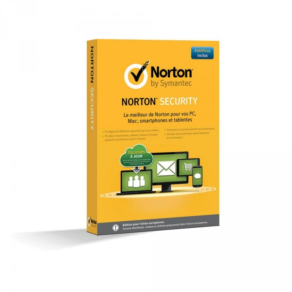 NORTON Software norton security 2.0 21333442