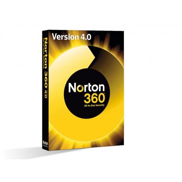 NORTON 360 V4/FR W32 1USER 1PC 20995167