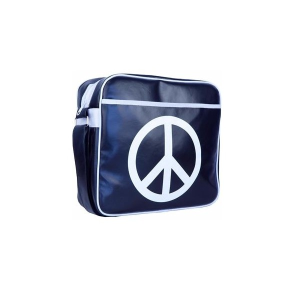 URBAN FACTORY Peace and Love Bag 12 Vintage PAL03UF