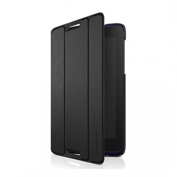 LENOVO A7-50 Folio Case and Film(Black) 888016550