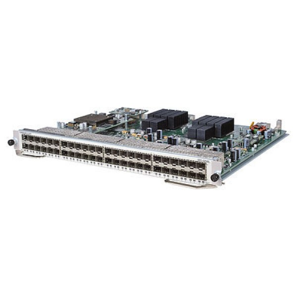 HP Switch A8800 48-Port-GbE-SFP-Serviceprozessormodul JC604-61101