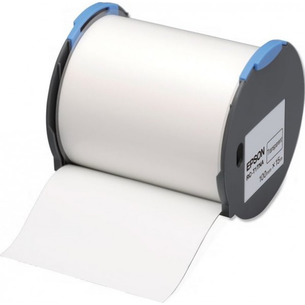 EPSON Transparent Tape 100mm x 15mm C53S633002