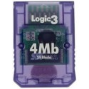 Logic3 Memory Card 59 4MB GC824P