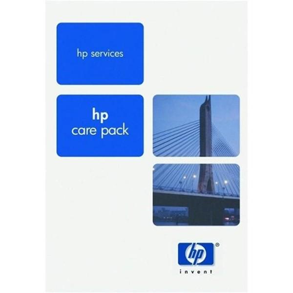 HP Verlenging van garantie 3 jaar NBD Color LaserJet M551 HW-ondersteuning HZ619A