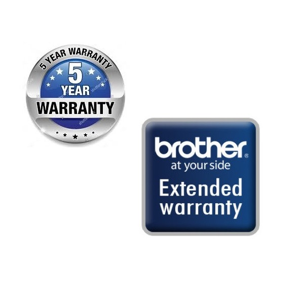 BROTHER Printer 5 Years Warranty Extension 3234421905010