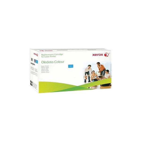 XEROX Toner C5600N Cyan 006R03126