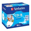 VERBATIM CD pack 10 CD-R CDS 700 Mb 80 min VERBAT43325