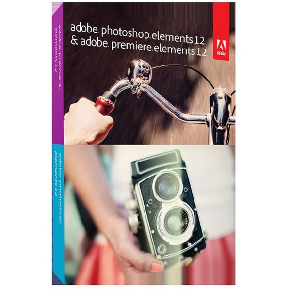 ADOBE Software PHSP + prem Elements V12/FRENCH MLP 65226252