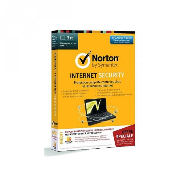 SYMANTEC norton by symantec Norton Internet Security 2013 french win 5397039302218