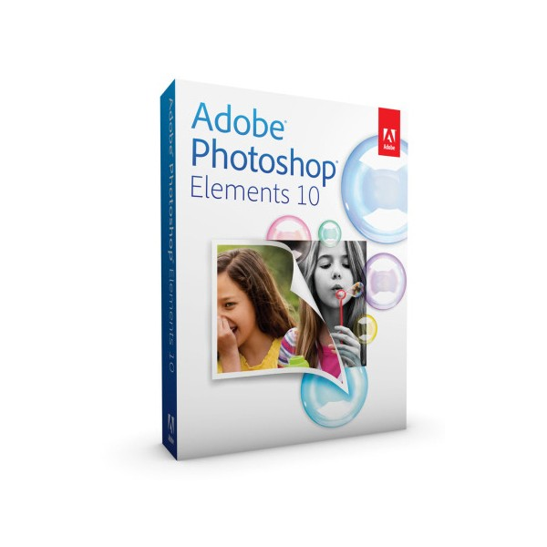 ADOBE Photoshop Elements 10 upgrade win mac French 65136921