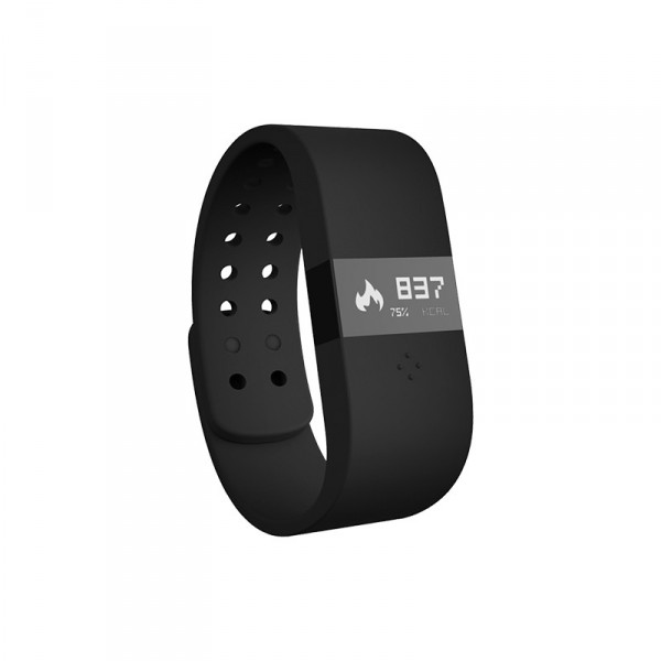 NVY Activity Trackers digicare Black NV0079