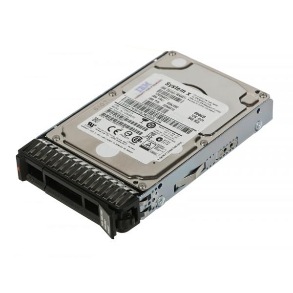 IBM Hard drive IBM 600GB 10K 6Gbps SAS 2.5IN G3 00NA611
