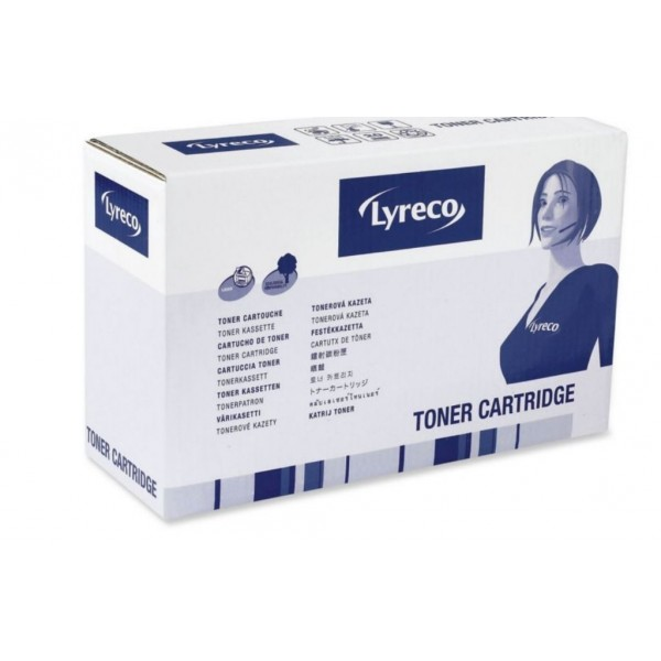 Lyreco Black Toner for LJ 3600/3800 Series 3.783.276