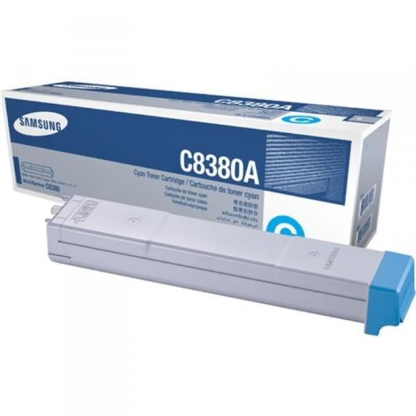 SAMSUNG Toner/Cyan 15000SH F CLX-8380ND CLX-C8380A/ELS