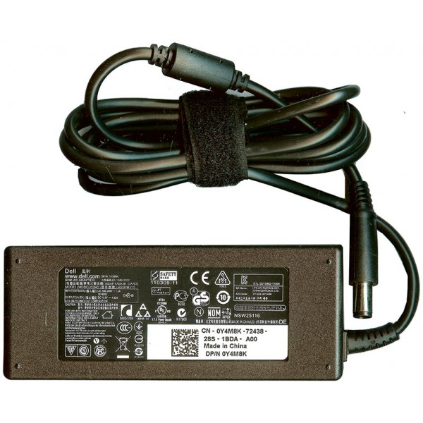 DELL 90W AC Adapter with power cord Kit 450-18119