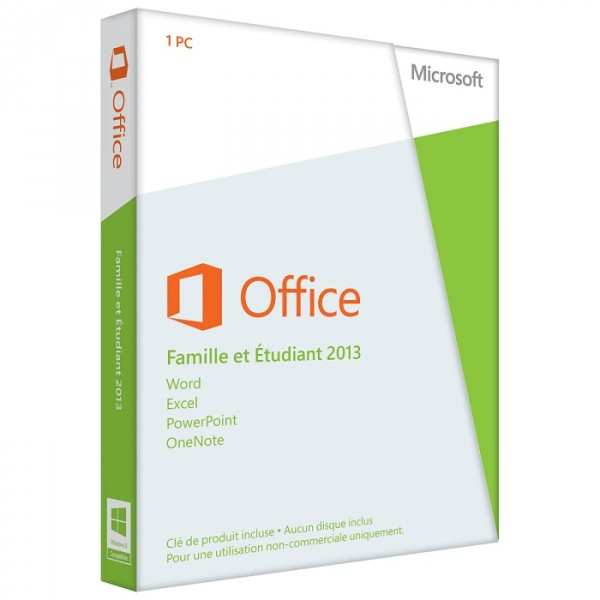 MICROSOFT Office Home and Student 2013 79G-03603