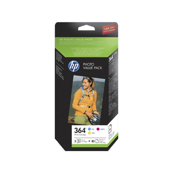 HP 364 Paper/photosmart 10x15 85SH CH082EE#301