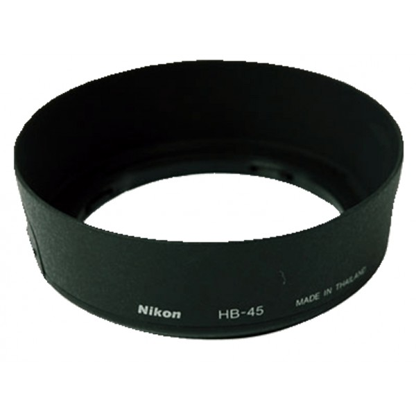 NIKON Bayonet lens hood HB-45