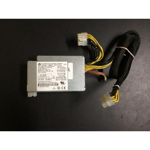 HP SPS-PS 1U 1200W HVDC dual 12V out 716931-001