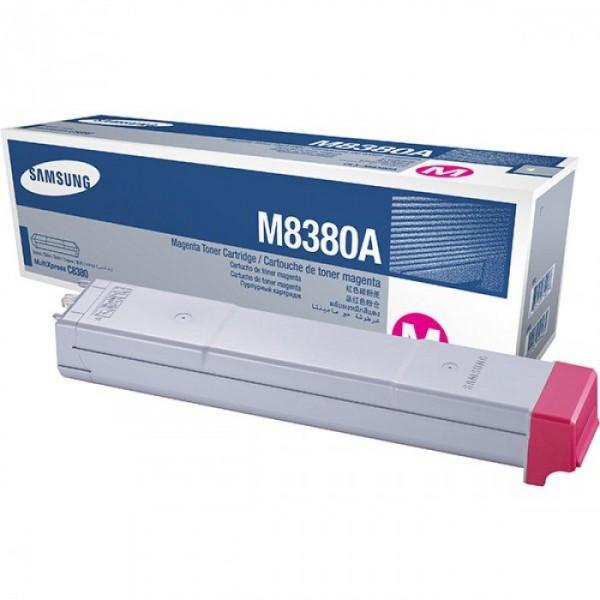 SAMSUNG CLX-8380 Toner/Magenta CLX-M8380A/ELS