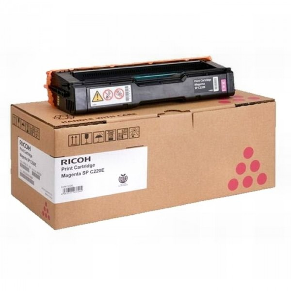 RICOH Toner TYPE220/MAGENTA F SP C220N 407644