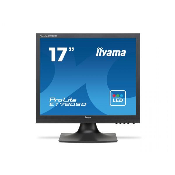 IIYAMA Monitor E1780SD-B1