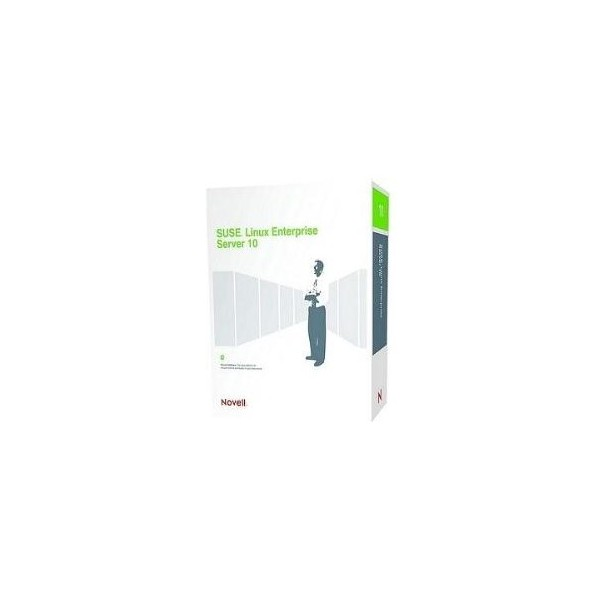 SUSE SMK Ent 10+SP2 128BIT/NON DVD LX 892-000473