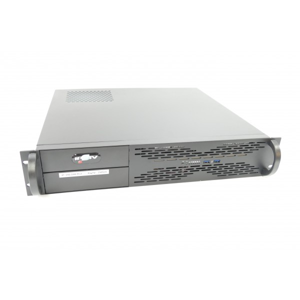 IPSOTV XC-204S Home Serv XC-RM204S APPL-PAYTV 1/2