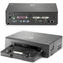 HP 120W Advanced Docking Station USB 3.0 A7E36AA