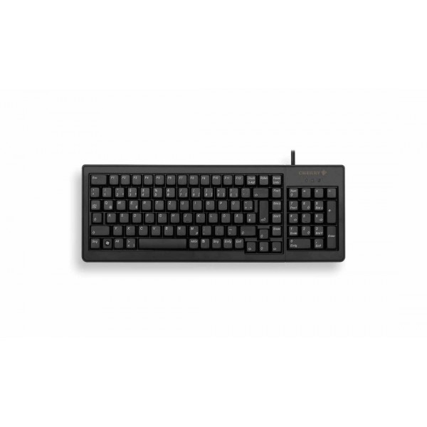 CHERRY XS Complete Keyboard PS/2 USB AZERTY layout G84-5200