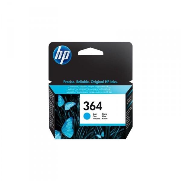 HP 364 Cyan Ink Cart/Vivera Ink CB318EE#301