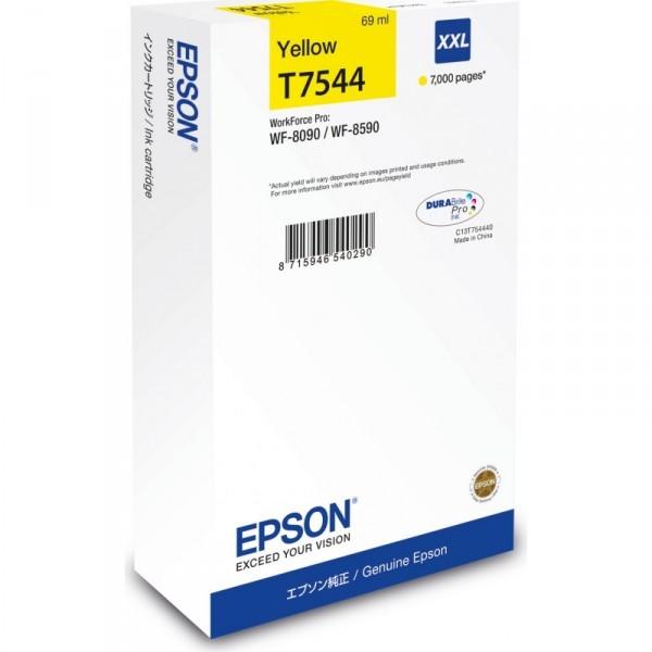 EPSON T7544 Yellow C13T754440
