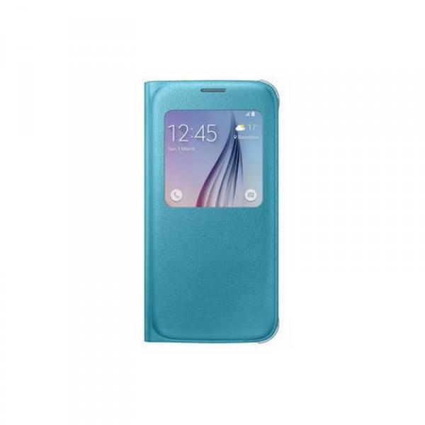 SAMSUNG S6 View Cover Original Blue EF-CG920PLEGWW