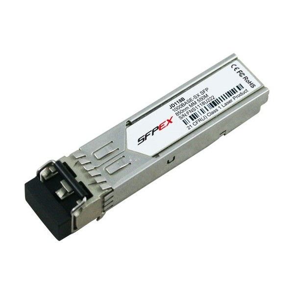 HP HPN X120 1G SFP LC SX Transceiver JD118B