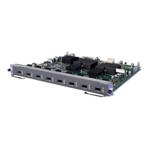 HP Switch 7500 8-poorts 10GbE XFP uitgebreide module JD191-61101