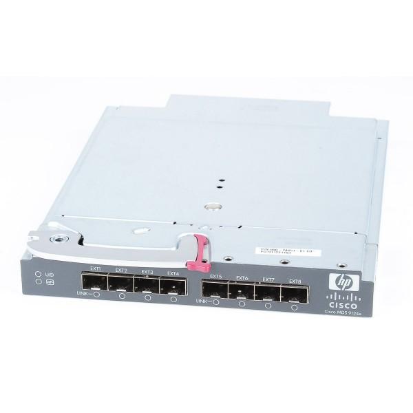 HP Cisco MDS 9124E 12-poorts Fabric Switch 444572-001