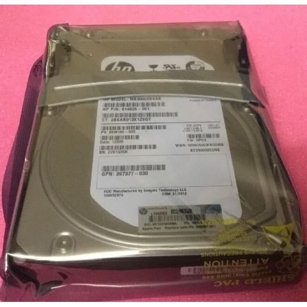 HP Hard drive 3TB 3.5 3G 7.2K SATA QR MDL 642265-001